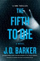 Cover image for The fifth to die a novel