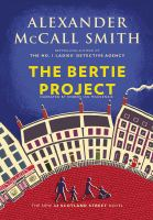 Cover image for The Bertie project