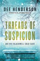 Cover image for Threads of suspicion