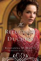 Cover image for The reluctant duchess