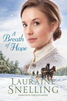Cover image for A breath of hope