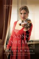 Cover image for A song unheard