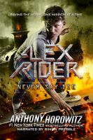 Cover image for Never say die
