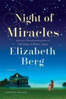 Cover image for Night of miracles a novel