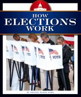 Cover image for How elections work