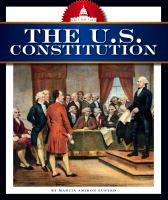 Cover image for The U.S. Constitution