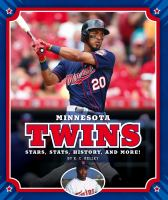 Cover image for Minnesota Twins : stars, stats, history, and more!