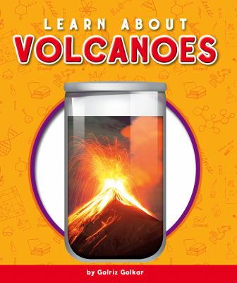 Cover image for Learn about volcanoes