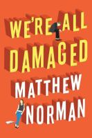 Cover image for We're all damaged