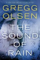 Cover image for The sound of rain