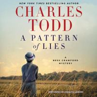Cover image for A pattern of lies