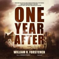 Cover image for One year after
