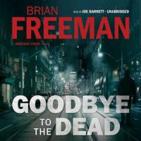 Cover image for Goodbye to the dead
