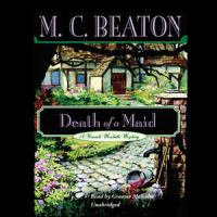 Cover image for Death of a maid