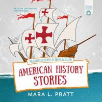 Cover image for American history stories 200 elementary stories of American history