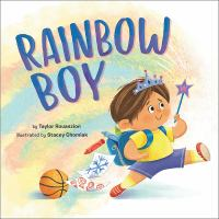 Cover image for Rainbow boy