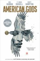 Cover image for American Gods : shadows