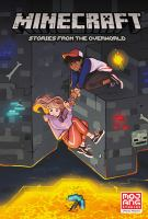 Cover image for Minecraft : stories from the overworld.