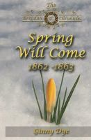 Cover image for Spring will come
