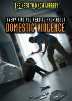 Cover image for Everything you need to know about domestic violence