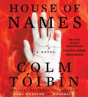 Cover image for House of names