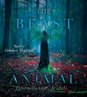 Cover image for The beast is an animal