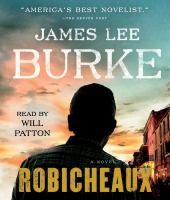 Cover image for Robicheaux