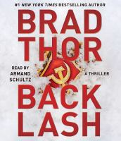Cover image for Backlash : a thriller