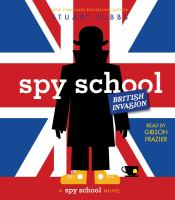 Cover image for Spy School British invasion