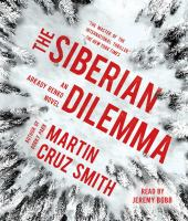 Cover image for The Siberian dilemma