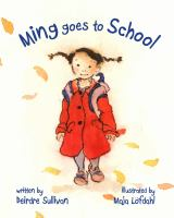 Cover image for Ming goes to school