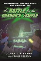 Cover image for The battle for the dragon's temple