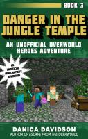 Cover image for Danger in the jungle temple