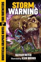 Cover image for Storm warning : unofficial graphic novel #3 for Fortniters
