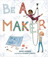 Cover image for Be a maker