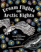 Cover image for Dream flights on Arctic nights