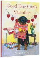 Cover image for Good Dog Carl's Valentine