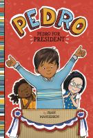 Cover image for Pedro for president