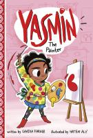 Cover image for Yasmin the painter