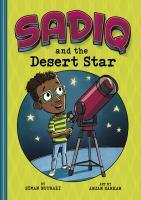 Cover image for Sadiq and the desert star