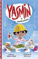 Cover image for Yasmin la constructora