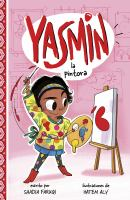 Cover image for Yasmin la pintora