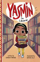Cover image for Yasmin the librarian