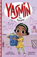Cover image for Yasmin the recycler