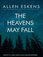 Cover image for The heavens may fall