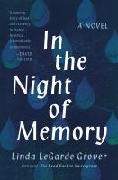 Cover image for In the night of memory : a novel
