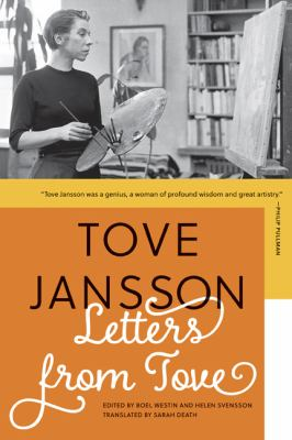 Cover image for Letters from Tove