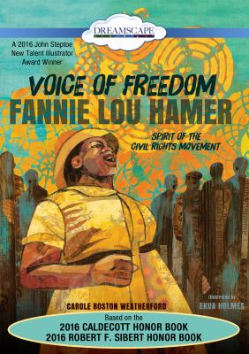 Cover image for Voice of freedom : Fannie Lou Hamer, spirit of the civil rights movement