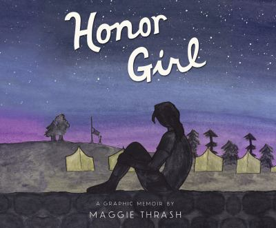 Cover image for Honor girl