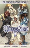 Cover image for White sand. 2